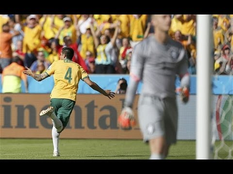 FIFA WORLD CUP 2014:AUSTRALIA VS NETHERLANDS PREVIEWS