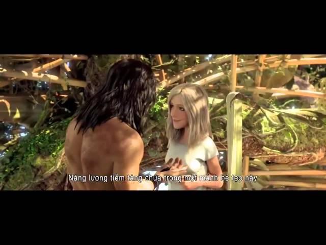 Tarzan 3D - Cậu Bé Rừng Xanh - Dự kiến khởi chiếu 3/1/2014