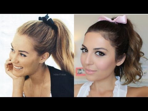 Lauren Conrad Inspired Look: Drugstore Makeup | Sona Gasparian