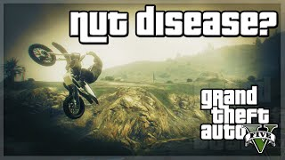 "GTA V - ""Nut Disease"" - GTA 5 Funny Moments w/ The Sidemen!"