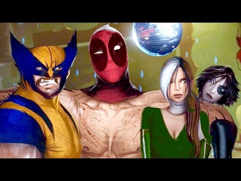 REUNION FAMILIAR, QUE BONITO! | Deadpool (3) - JuegaGerman