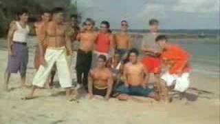 Only The Strong Capoeira Paranaue