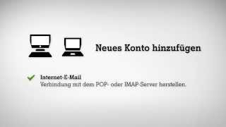 A1 E-Mail-Adresse Am PC Einrichten
