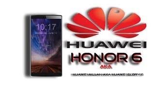 Huawei Honor 6 Aka Huawei Mulan H60-L02-Glory 6