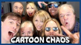 Cartoon Chaos!!   Thomas Sanders
