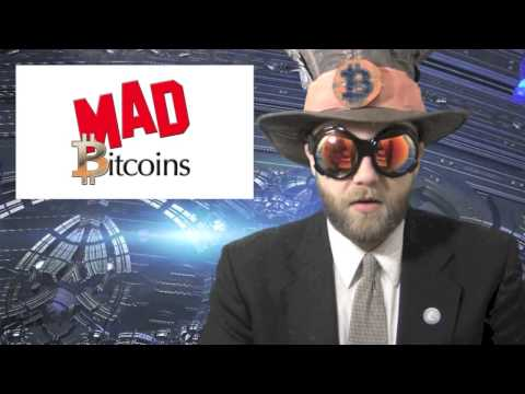 IRS declares Bitcoin is Property -- CryptoRush Implodes -- Doge Sponsors Nascar