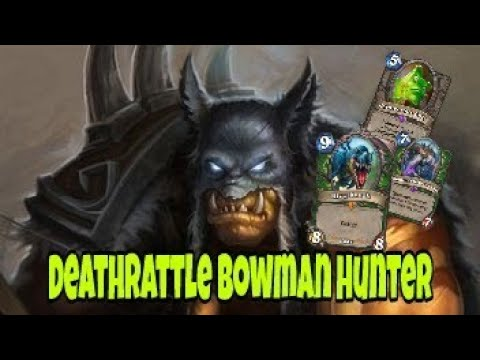 Guida Deathrattle arcer hunter  - Hearthstone - DECK TECH - Cacciatore GAMEPLAY