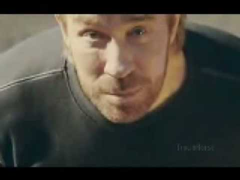 Chuck Norris & Steven Seagal Funny Advertisement