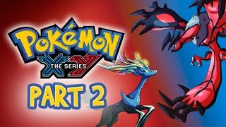 Pokemon X And Y Gameplay Walkthrough Part 2 ALL STARTERS