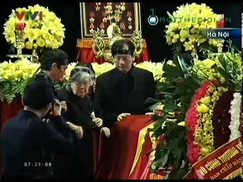 Le truy dieu Dai tuong Vo Nguyen Giap