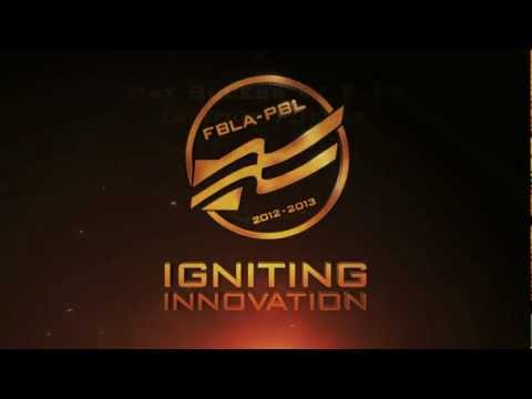 EHT FBLA 2012-2013 Trailer: Igniting Innovation