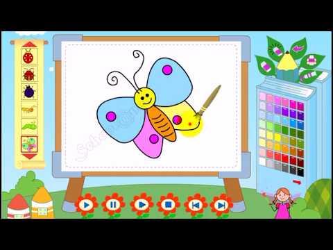 BÉ HỌA SĨ - Phần mềm học vẽ dành cho lứa tuổi mầm non tiểu học