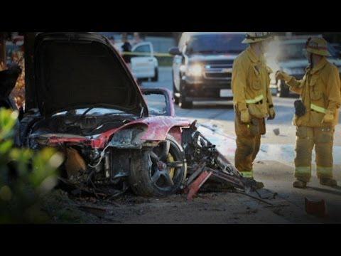 Paul Walker Dead: Actor and Pro Racer, Roger Rodas, Killed in Fiery Crash