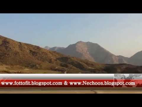 Taif to Jeddah mountain travel