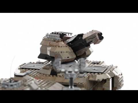UNSC Mammoth by Mega Bloks Halo