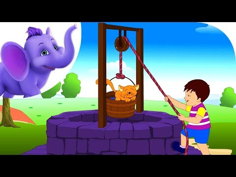 Ding Dong Bell - Entertaining Nursery Rhyme