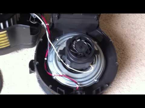 Teardown of Rainbow E    Series    Vacuum  YouTube