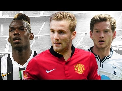 Transfer Talk | Luke Shaw set to join Man Utd for £30m