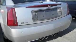 Cadillac XLR-V--D&M Motorsports Video Test Drive and Review 2012 Chris Moran videos