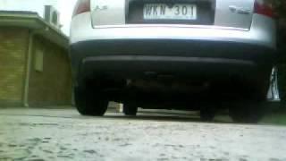 Audi A6 2.7 BiTurbo videos