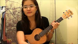 (Mini-Mel)-Jason Mraz I'm Yours Ukulele Tutorial