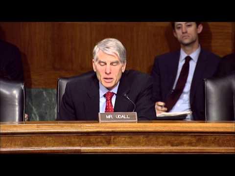 Udall Presses CIA Nominee on Brutal Detention, Interrogation Program