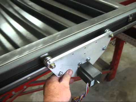 Download Home Made Cnc Plasma Cutting Table Thc Video Savevid