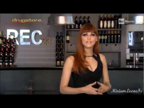 Miriam Leone @ Drugstore (23.05.12)
