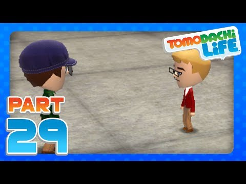 Tomodachi Life - Part 29 - Roof Top Meetup (3DS)