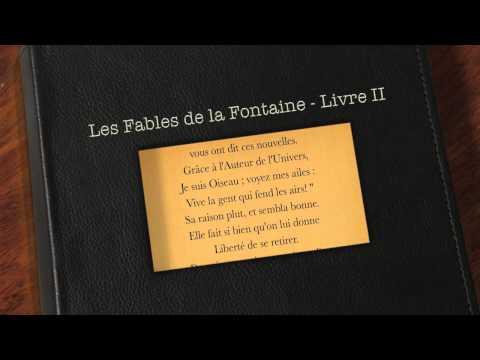 La Chauve-souris et les Deux Belettes - Fable de la Fontaine (livre audio)