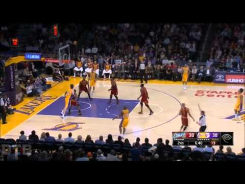 Jodie Meeks Lakers Highlights 2013/14