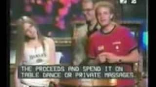 Avril Lavigne- Talking Spanish