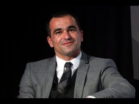 An Audience With Roberto Martinez