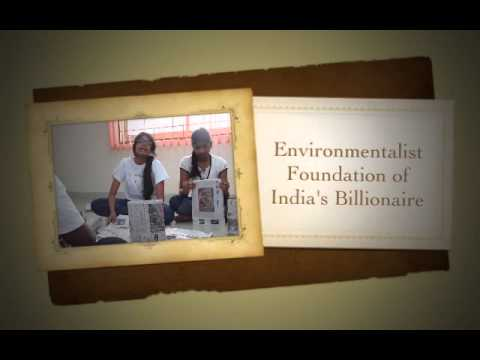 Environmentalist Foundation of India's Billionaire