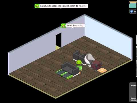 comment faire un lit de b b sur habbo et d 39 autre r tro youtube. Black Bedroom Furniture Sets. Home Design Ideas