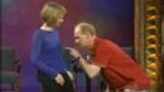 Whose Line Is It Anyway? Most Censored Game, Undetermined Sex