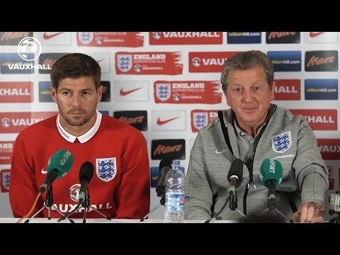 Roy Hodgson on Rooney and Sturridge | FATV Interview