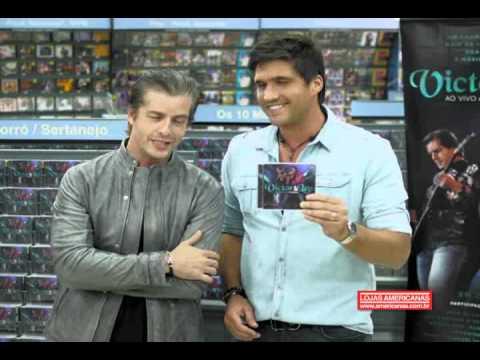 Victor & Leo - Novo CD nas Lojas Americanas!