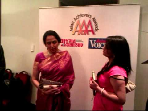 Exclusive Interview 'Hema Malini' By Sanam Arora