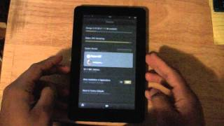 Kindle Fire: How To Reset Back To Default Settings