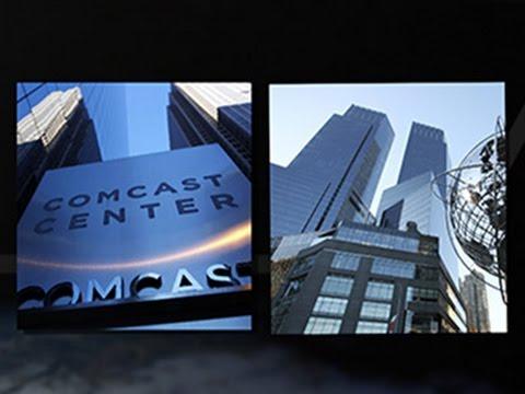 Comcast Drops $45 Billion Time Warner Bid