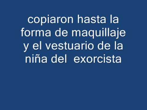 exorcismo documentado o exorcismo copiado