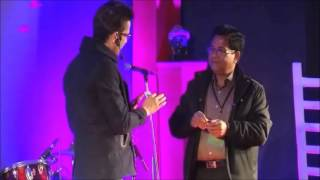 Chew 32 times to lose weight: Sandeep Maheshwari at TEDxIIMRanchi
