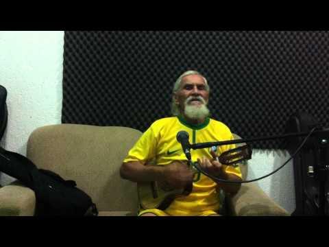 Papai Noel do Cavaco - Brasil Hexacampeão