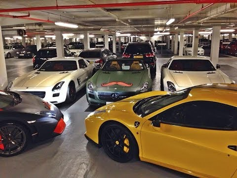 INSANE Underground Supercar Club: EPIC SOUNDS!!!