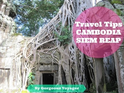 ☼☼ TRAVEL TIPS TO VISIT SIEM REAP ANGKOR WAT (CAMBODIA) IN ONLY 2 DAYS HD ☼☼