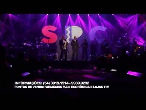 VT - Só Pra Contrariar - Alexandre Pires - Show Caxias 30 - GDO