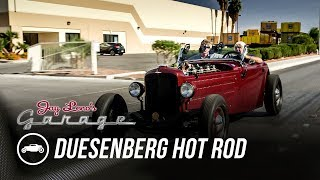 1934 Duesenberg Hot Rod - Jay Leno's Garage. Watch online.