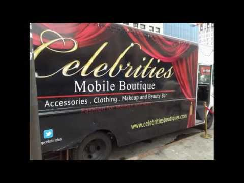 Fashion Week w/ Celebrity Mobile Boutique