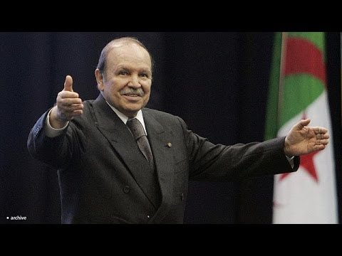 Algeria's Bouteflika to seek fourth presidential term